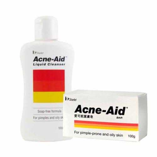 Acne-Aid™ 愛可妮經典抗痘組